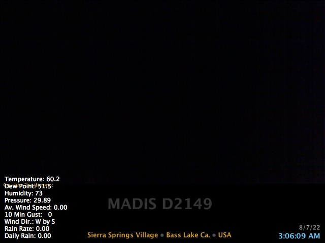 Webcam 640 image
